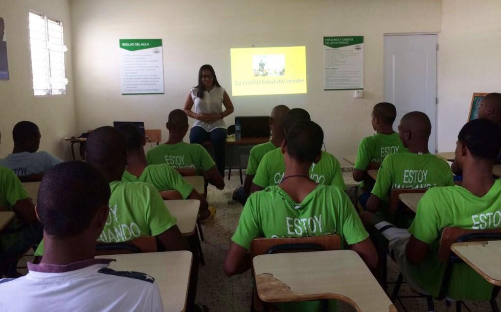 Taller para Jóvenes en Conflicto con la Ley Penal