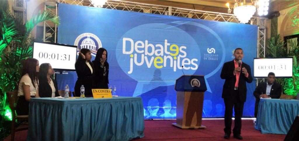 XVII Torneo de Debate Juvenil en alianza con Children International RD.