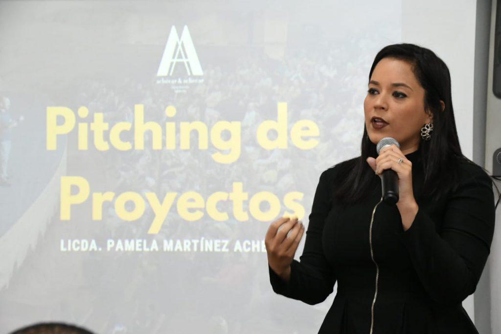 """Lanzamiento MASTERCLASS """"Pitching de Proyectos"""""""