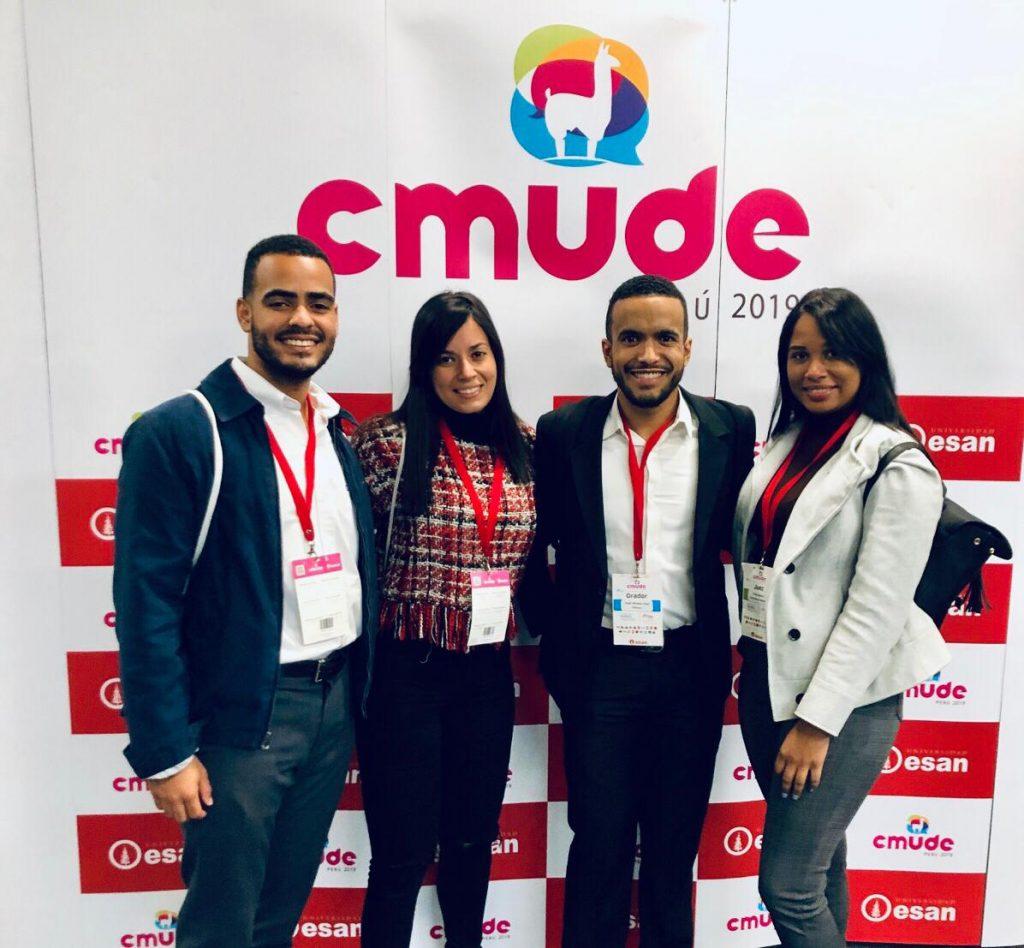 """República Dominicana participa en el  """"Campeonato Mundial Universitario de Debate en Español (CMUDE) 2019"""" Lima, Perú"""